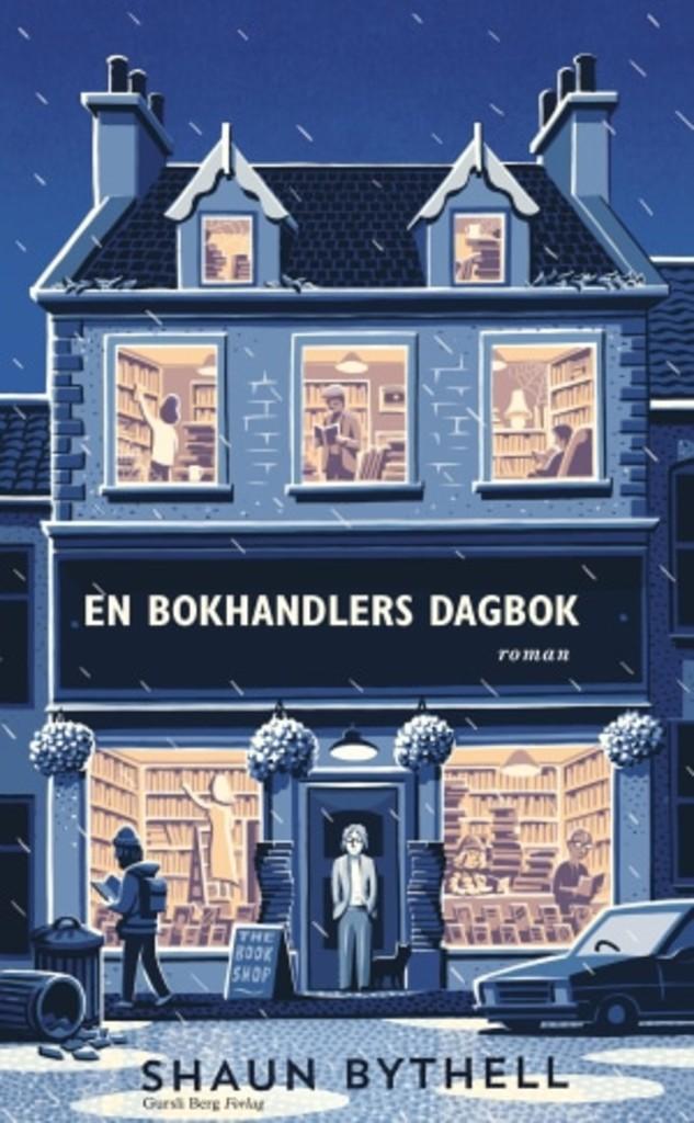En gretten bokhandler