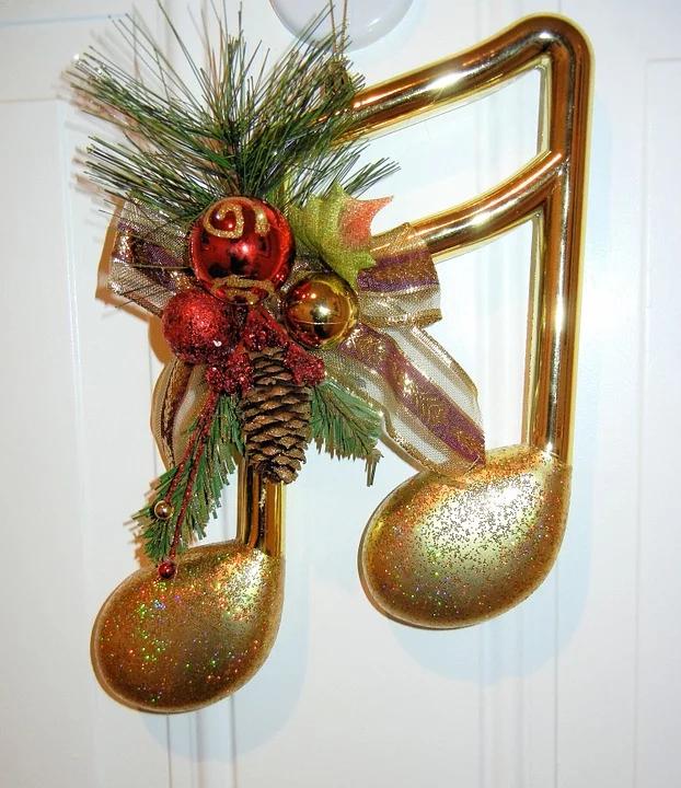 O julemusikk med din glede