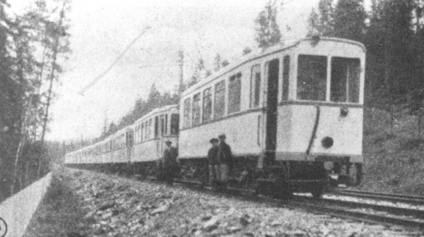 Motorvogn Bærumsbanen