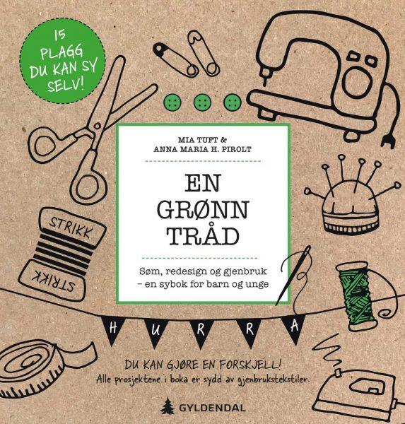 """OBS. Arrangementet er utsatt til høsten. Inspirasjonskveld: """"En grønn tråd"""" @ Bærum bibliotek Rykkinn"""