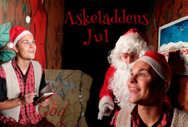 Askeladdens jul @ Bærum bibliotek Høvik