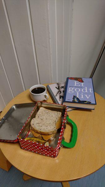 Litterær lunsj @ Bærum bibliotek Høvik