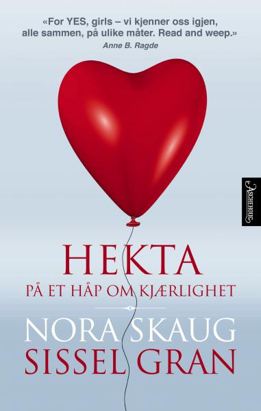 Forsidebilde til boken Hekta av Sissel Gran og Nora Skaug