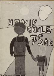 Høvik skole 75 år
