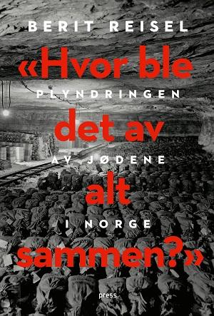 Fredagsforedrag: Hvor ble det av alt sammen? Plyndringen av jødene i Norge @ Bærum bibliotek Sandvika