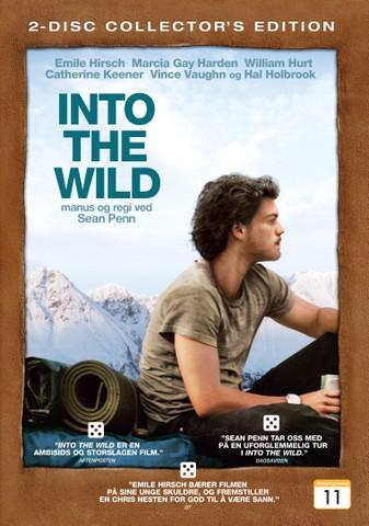 """Forsidebilde til filmen """"Into the Wild"""""""
