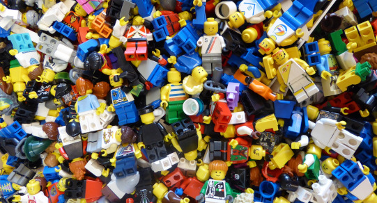 Legolørdag @ Bærum bibliotek Sandvika