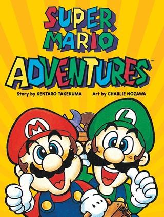 Mario og Luigi på eventyr