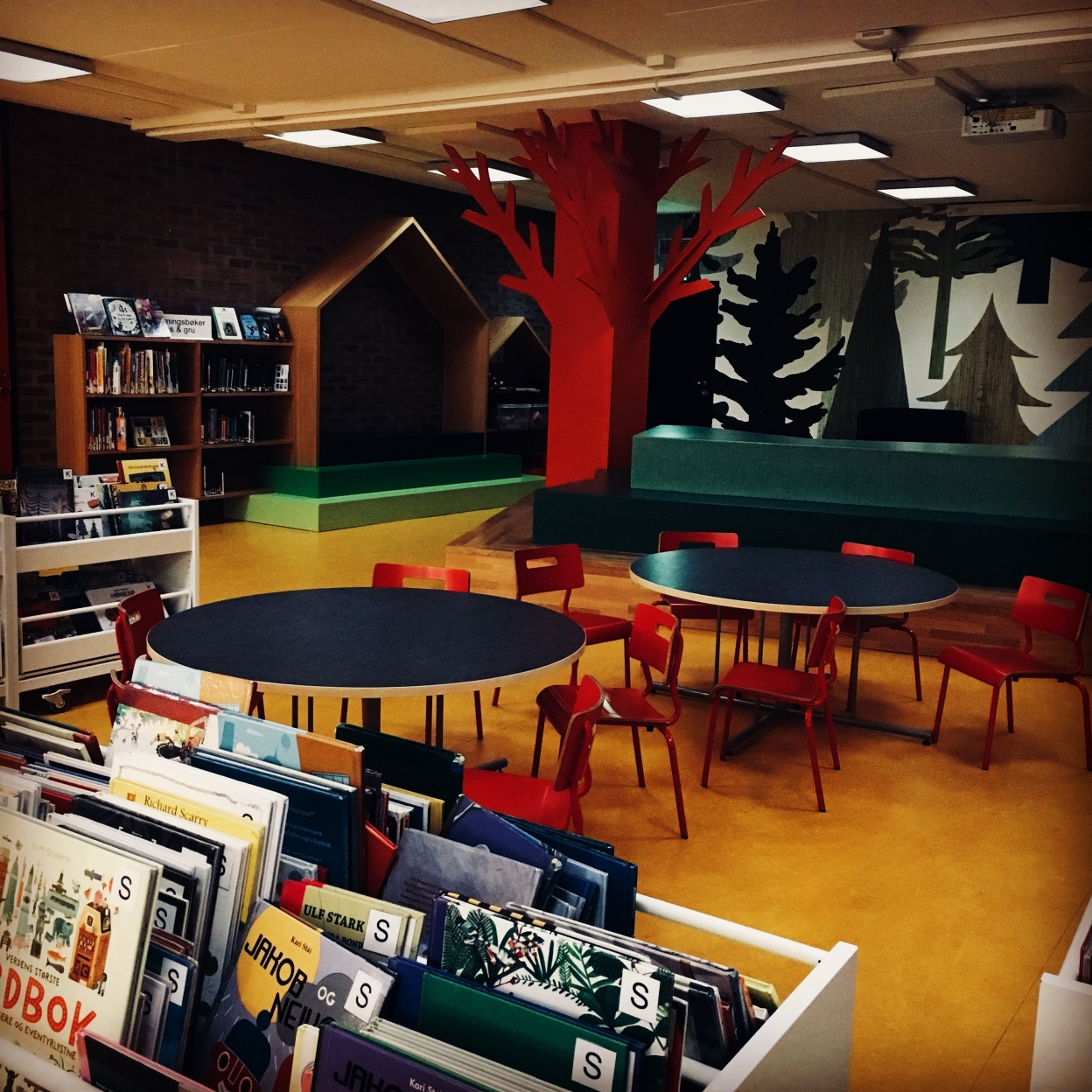FULLT: Natt på biblioteket
