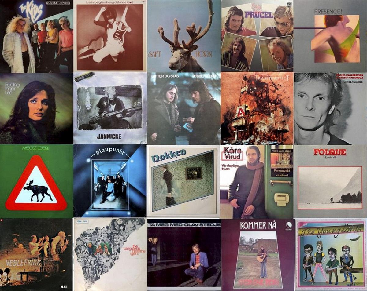 Norske Albumklassikere