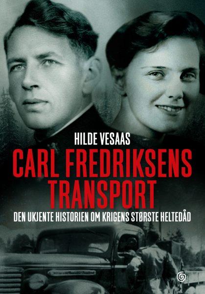 Carl Fredriksens Transport - med Hilde Vesaas @ Bærum bibliotek Sandvika