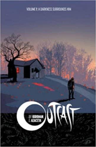 Outcast – en tegneserie fra skaperen av The Walking Dead