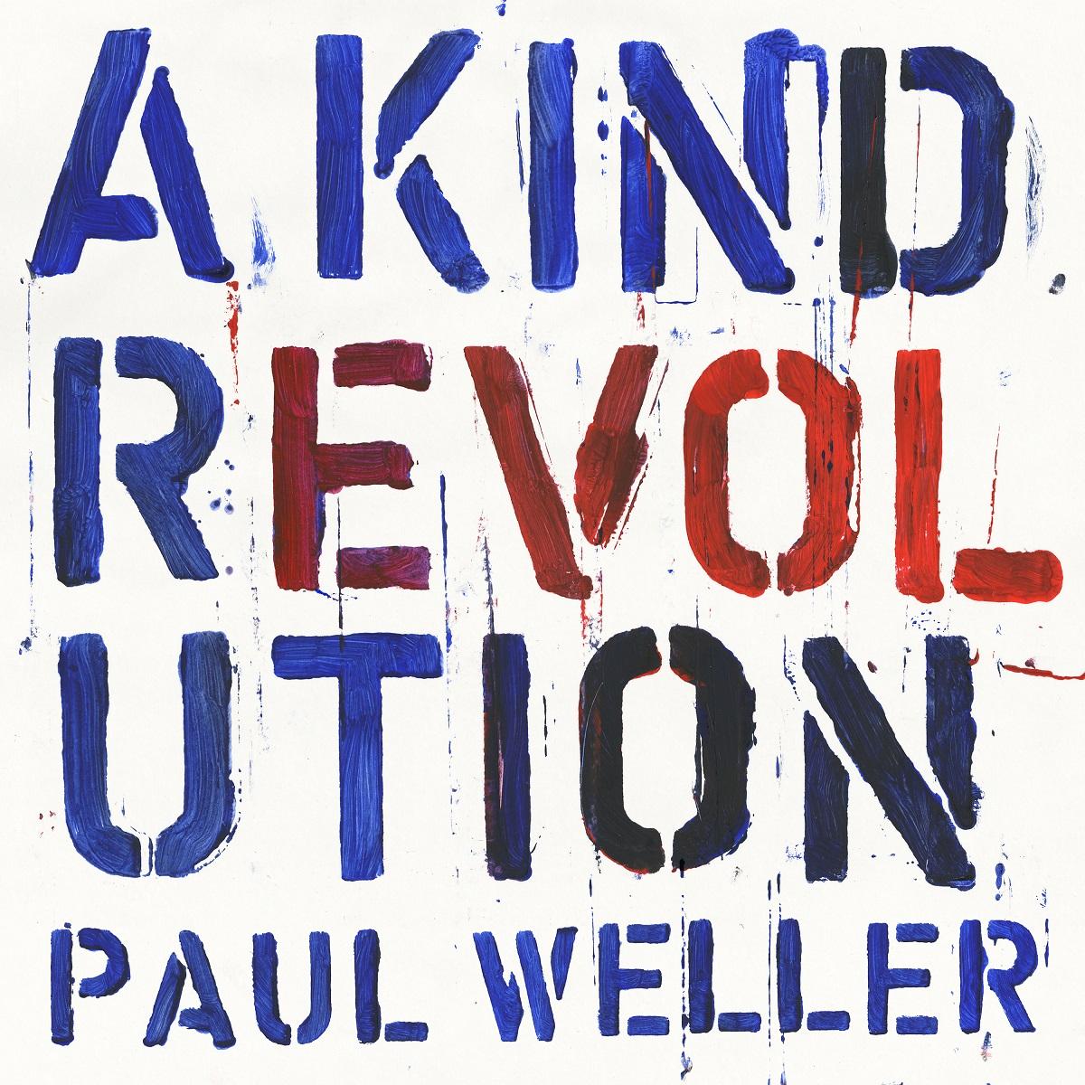 Solo-formtopp fra Paul Weller