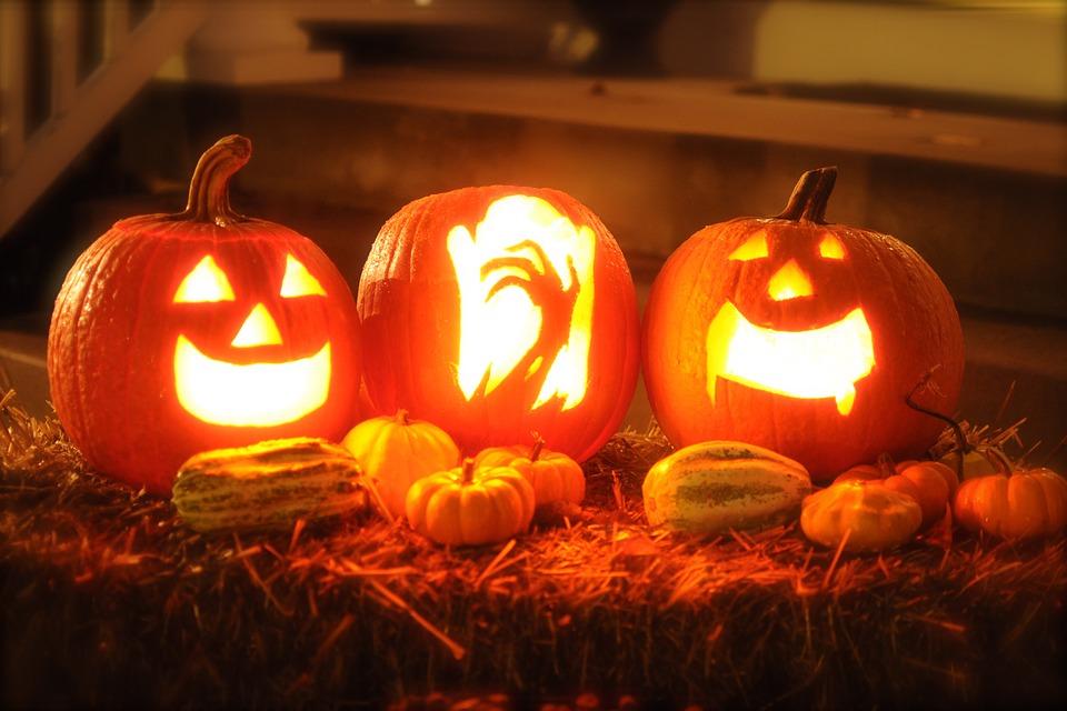 Musikk til Halloweenfesten!