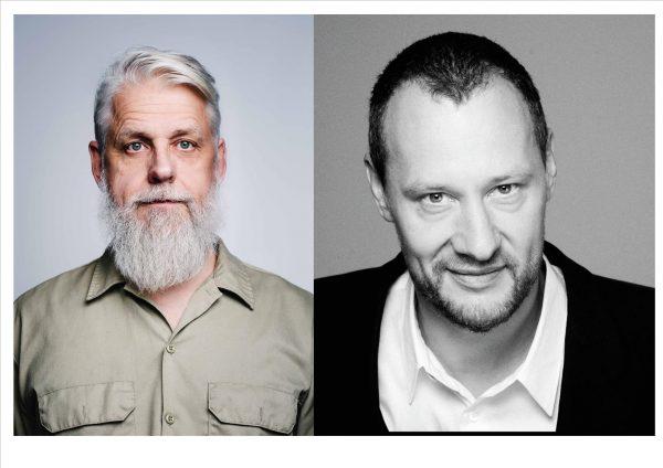 Forfattertreff med Bård Torgersen og Nikolaj Frobenius @ Bærum bibliotek Rykkinn