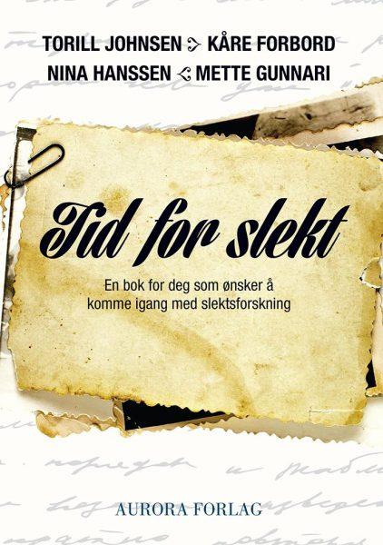 Tid for slekt @ Bærum bibliotek Sandvika