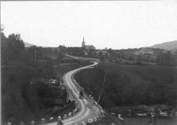 Brynsveien og Løken bro