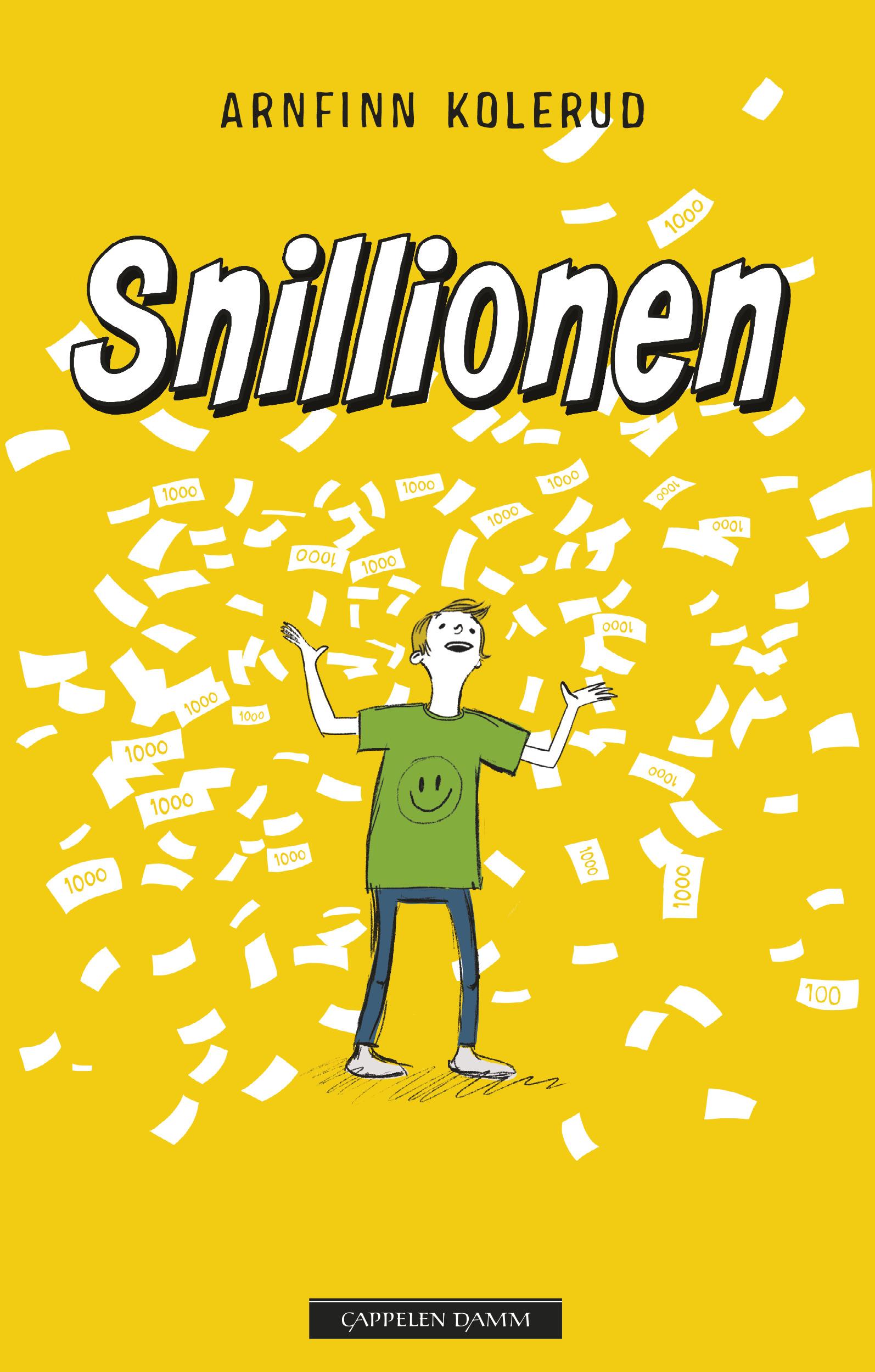 Snillionen av Arnfinn Kolerud